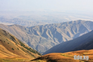 Саймалы-Таш (в переводе с кыргызского - рисованный камень)