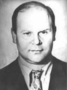 Анатолий Аркадьевич Харлампиев, один из основоположников САМБО.