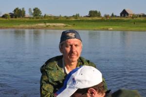 Демин Сергей. Наставник казачьего Спаса.