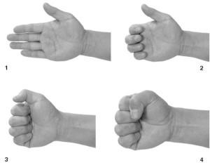 """""""как правильно держать кулак"""""""