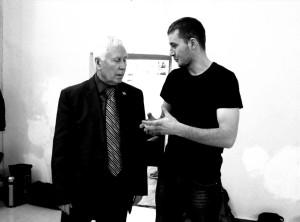 Дмитрий Власов и Ал. Ал. Кадочников